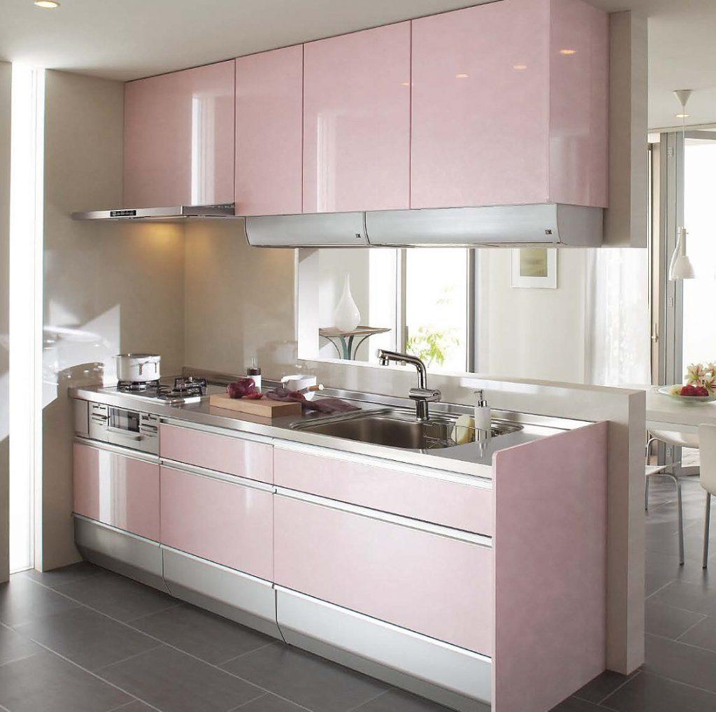 ピンク色のクリンレディ