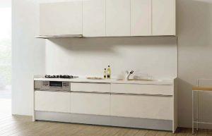 白色キッチン