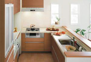TOTOL型キッチン