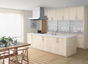 白家具キッチン